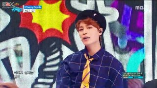 Cherry Bomb (Music Core Live) - NCT 127