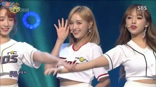 Happy (Inkigayo Live) - WJSN