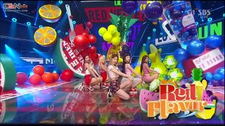 Red Flavor (Inkigayo Comeback Stage) - Red Velvet