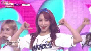 Happy (Show Champion Live) - WJSN