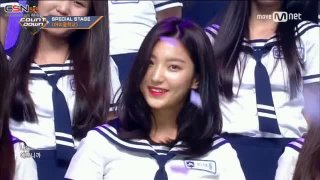 Pretty (M Countdown Idol School Special Stage Live) - Idol School Cast