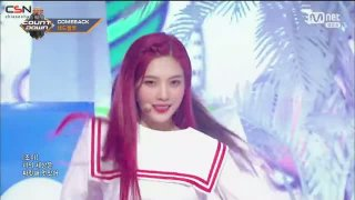 You Better Know; Red Flavor (M Countdown Comeback Stage Live) - Red Velvet