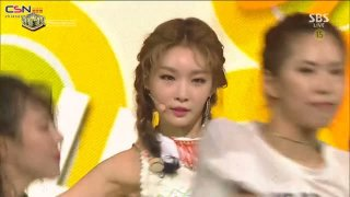 Why Don't You Know (Inkigayo Goodbye Stage Live) - Chung Ha; Babylon
