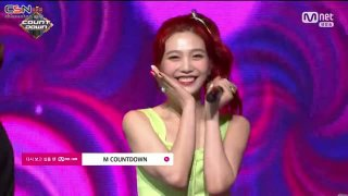 Red Flavor (M Countdown No.1 Stage Live) - Red Velvet