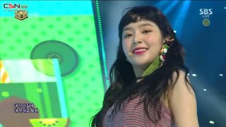 Red Flavor (Inkigayo Live) - Red Velvet