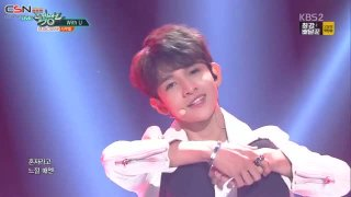 With U; Sixteen (Music Bank Debut Stage Live) - Samuel; Chung Ha