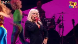 Touch Me (I Want Your Body) (Live) - Samantha Fox