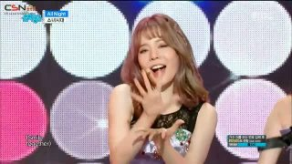 All Night; Holiday (Music Core Comeback Stage Live) - Girls' Generation
