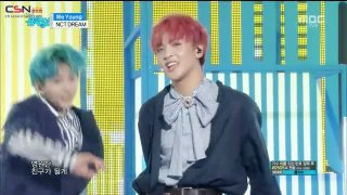 Trigger The Fever; We Young (Music Core Comeback Stage Live) - NCT Dream