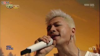 Darling; Wake Me Up (Inkigayo Comeback Stage Live) - Taeyang