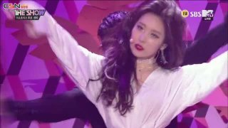 Gashina (The Show Comeback Stage Live) - Sunmi