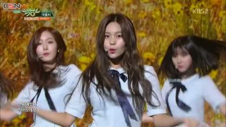 Summer Rain (Music Bank Comeback Stage Live) - GFriend
