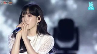 Fine; Make Me Love You (Asia Song Festival 2017 Live) - Taeyeon