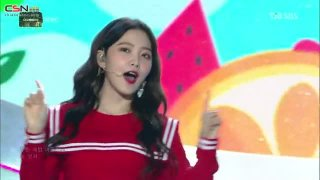 Red Flavor (Inkigayo Super Concert In Daejeon Live) - Red Velvet