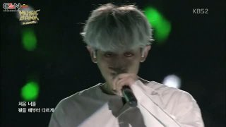 Stay With Me (Music Bank In Jakarta Live) - Chanyeol; Yuju