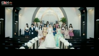 Kimi ni Wedding Dress wo... (君にウェディングドレスを…) / Future Girls - AKB48