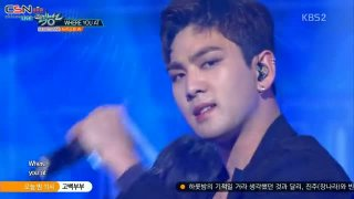 Where You At (Music Bank Live) - NU'EST W