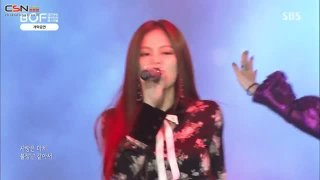 Playing With Fire; As If It's Your Last (Busan One Asia Festival 2017 Live) - BlackPink