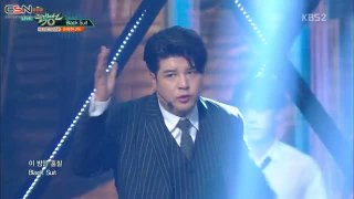 One More Chance; Black Suit (Music Bank Comeback Stage Live) - Super Junior