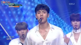 From Zero; Dramarama (Music Bank Comeback Stage Live) - Monsta X
