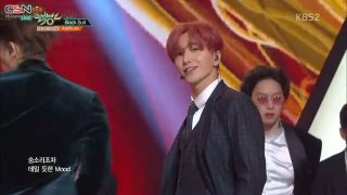 Black Suit (Music Bank Live) - Super Junior