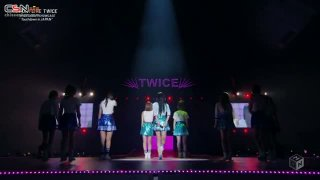 """CHEER UP -Japanese ver.- + JELLY JELLY (TWICE DEBUT SHOWCASE """"Touchdown in JAPAN"""" M-ON 2017.11.25) - TWICE"""