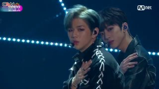 Nothing Without You; Beautiful (2017 MAMA In Hong Kong Live) - Wanna One