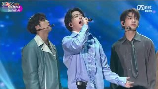 You Are; Never Ever (Rock Version) (2017 MAMA In Hong Kong Live) - GOT7; DAY6