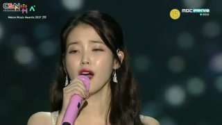 Through The Night (MelOn Music Awards 2017) - IU