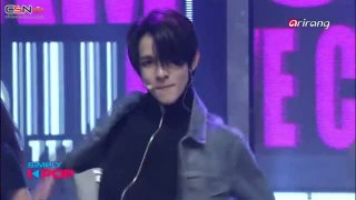 Candy (Simply K-pop Live) - Samuel