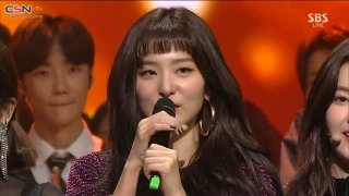 Peek-A-Boo (Inkigayo No.1 Stage Live) - Red Velvet