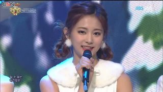 Merry & Happy; Heart Shaker (Inkigayo Comeback Stage Live) - Twice