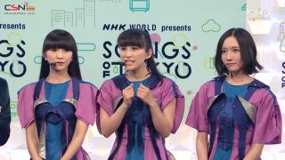 If you wanna (SONGS OF TOKYO 1st Part NHKG 2018.01.08) - Perfume