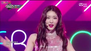 Offset; Roller Coaster (M Countdown Comeback Stage Live) - Chung Ha