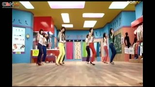 Gee (Color Dance Version; Korean) - Girls' Generation