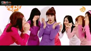 Hahaha (Version 1) - Girls' Generation