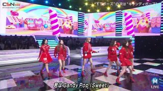 Candy Pop (MUSIC STATION 2018.02.02) - TWICE