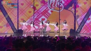 Will You Go Out With Me (KBS PyeongChang Winter Olympics G-10 Concert) - DIA