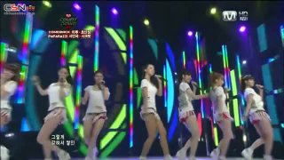 A (Mnet M!Count Down Live) - Rainbow