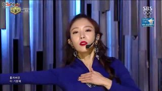 One Shot Two Shot (Inkigayo Comeback Stage Live) - BoA