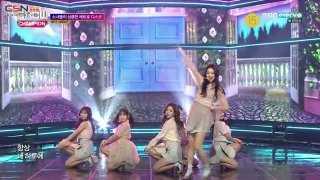 You And Me (MBC Show Champion Live) - Sha Sha