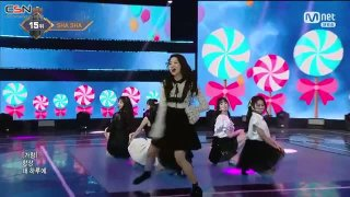 You And Me (Mnet M! Count Down Live) - Sha Sha