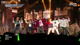 Go (Mnet M! Count Down Live) - NCT Dream