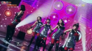 Like The First Time (MBC Music Core Live) - T-Ara