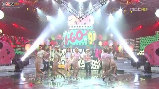 U Go Girl (MBC Music Core Special Diva Stage Live) - Girls' Generation