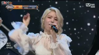 Starry Night (M Countdown No.1 Stage Live) - Mamamoo