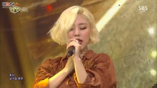 Starry Night (Inkigayo Live) - Mamamoo