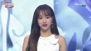 The Blue Bird (180321 MBC Show Champion) - April