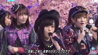 Jabaja (ジャーバージャ) (MUSIC STATION 2-hour SP 2018.03.23) - AKB48