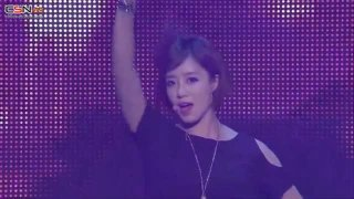 Dangerous Love (Treasure Box Japan Tour In Budokan Live) - Eunjung; Hyomin; Jiyeon